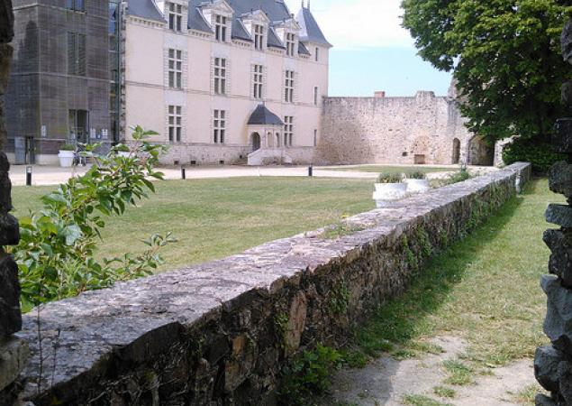 Château-CIAP à Sainte-Suzanne